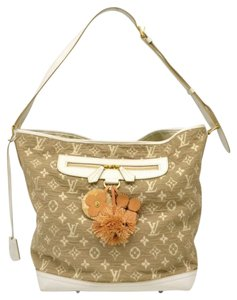 Louis Vuitton Limited Editions Monogram Lv Shoulder Handbags Hobo Bag
