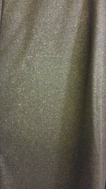 Jessica Simpson Sweetheart Party Date Holiday Belted Gold Prom Sparkle Dress Image 8