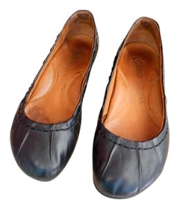 Gentle Souls Black Flats