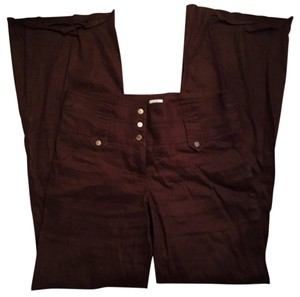 Cache Flare Pants rich brown