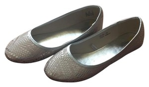 Capelli New York silver/ivory Flats