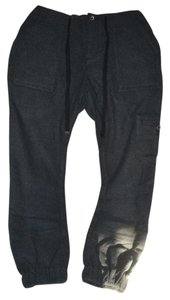 Hei Hei Anthropoloty Size 6 Ankle Gray Skinny Pants Charcoal
