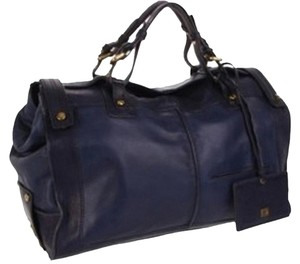 Kooba Hobo Satchel in Blue