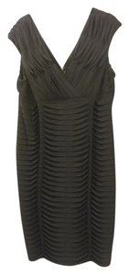 Adrianna Papell Sleek Fitted Plus-size Dress
