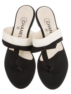 0c57d65ac6b Chanel Sandals on Sale - Up to 70% off at Tradesy