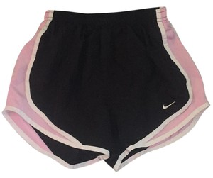 Nike Black and pink Shorts