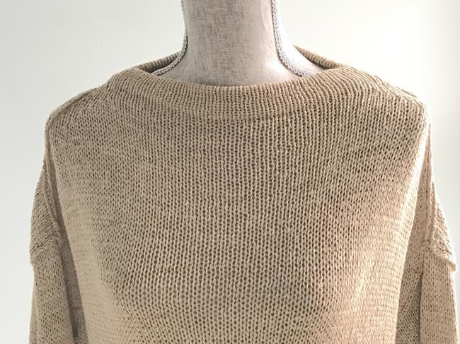 Ann Taylor Tops Size Medium Cotton Knit Size 8 Tops Sweater Image 1