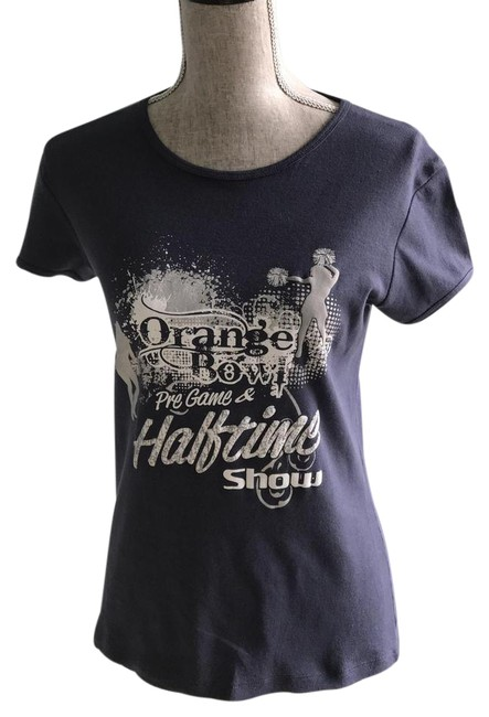 Preload https://img-static.tradesy.com/item/21744655/navy-and-white-orange-bowl-fits-8-10-tee-shirt-size-10-m-0-2-650-650.jpg