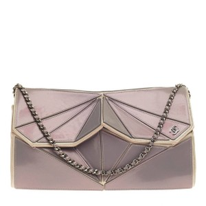 Chanel Midnight Swim Violet Clutch