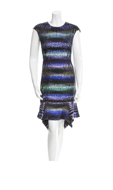 Preload https://img-static.tradesy.com/item/21744818/peter-pilotto-black-purple-green-and-gold-silk-printed-mid-length-cocktail-dress-size-4-s-0-0-650-650.jpg