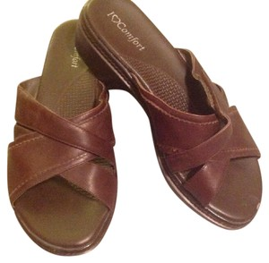 I Love Comfort Brown Sandals