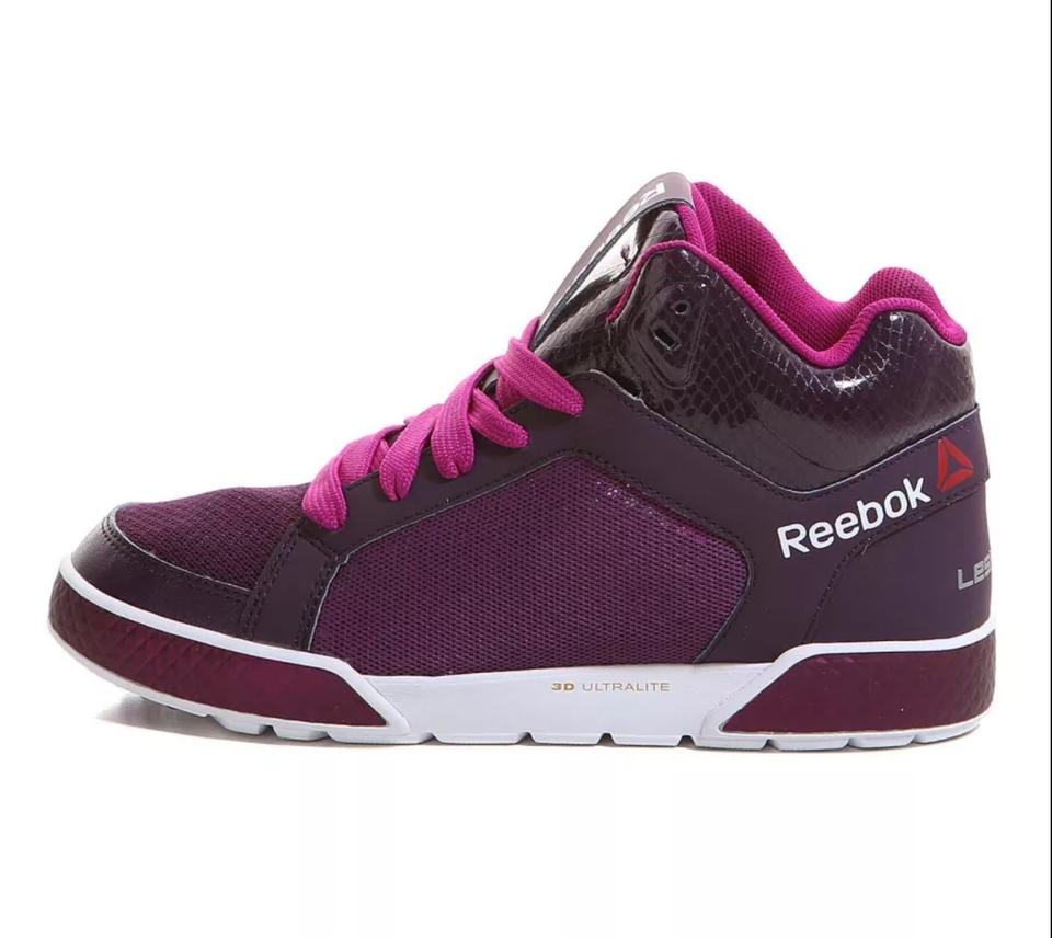 6b838a17bea5 Reebok Purple Les Mills Dance Urtempo Mid 3.0 Tx Dance Women Sneakers Size  US 7.5 Regular (M