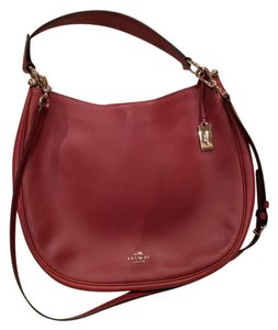 Coach Nomad Glove Tanned Leather 36026 Hobo Bag