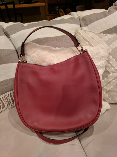 Coach Nomad Glove Tanned Leather 36026 Hobo Bag Image 1