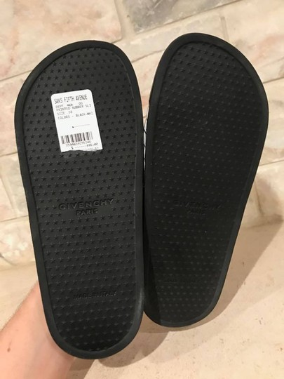 Givenchy Slide Slides black Sandals Image 6