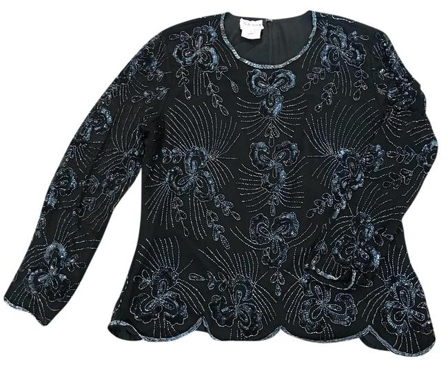 Preload https://img-static.tradesy.com/item/21745747/vintage-beaded-night-out-top-size-16-xl-plus-0x-0-1-650-650.jpg