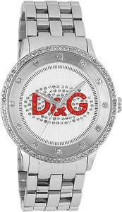 Dolce&Gabbana Dolce & Gabbana Female Dress Watch DW0144 Silver Analog