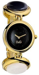 Dolce&Gabbana Dolce & Gabbana Female Salmone Watch DW0468 Gold Analog