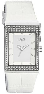 Dolce&Gabbana Dolce & Gabbana Female Logo Side Watch DW0155 White Analog