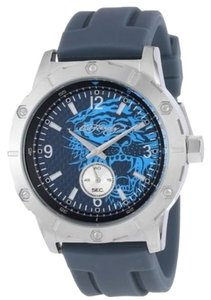 Ed Hardy Ed Hardy Male Matrix Black Watch MX-BK Black Analog