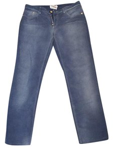 Chanel Relaxed Fit Jeans-Light Wash