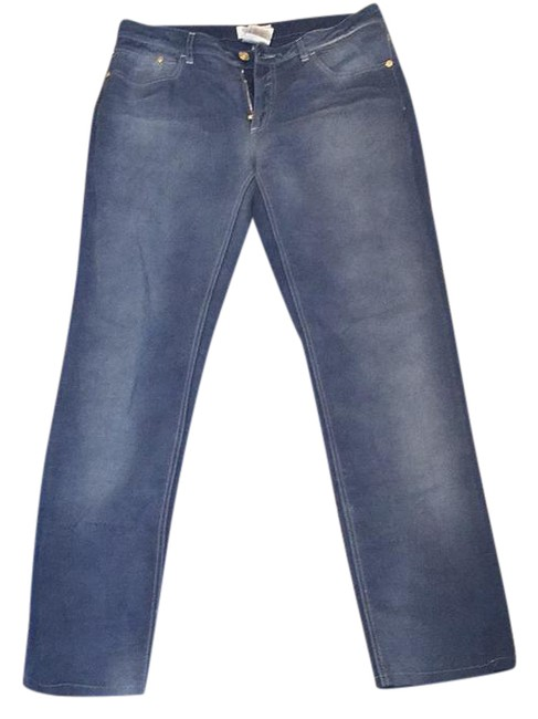 Item - Blue Light Wash Relaxed Fit Jeans Size 29 (6, M)