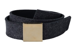 Hugo Boss Hugo Boss Women's Reversible Leather & Wool Belt