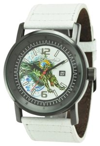 Ed Hardy Ed Hardy Male Kombat Panther Watch KM-PT White Analog