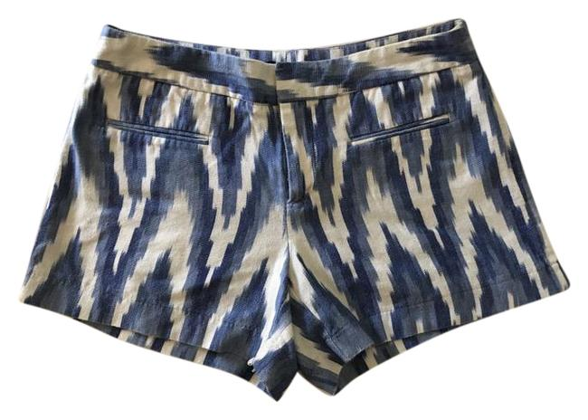 Preload https://item4.tradesy.com/images/gap-blue-and-white-preppy-minishort-shorts-size-0-xs-25-21747573-0-1.jpg?width=400&height=650