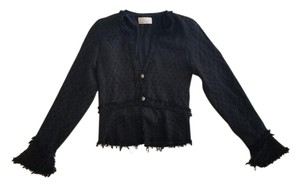 Alexis Tweed Black Jacket