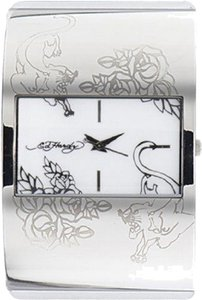 Ed Hardy Ed Hardy Female Icon White Watch IC-WH White Analog