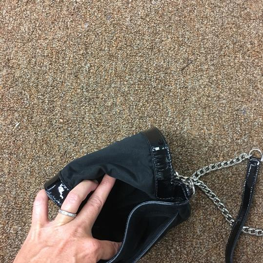 Cole Haan Designer Suede Leather Cross Body Bag Image 2