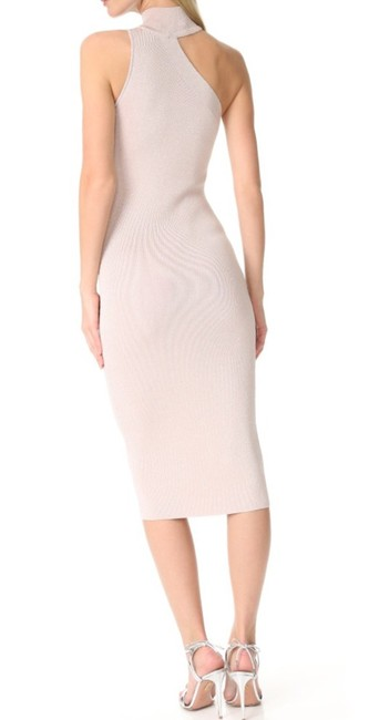 Cushnie et Ochs Holiday Midi Knit Dress Image 1