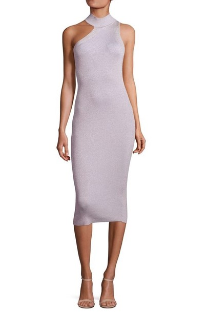 Cushnie et Ochs Holiday Midi Knit Dress Image 2