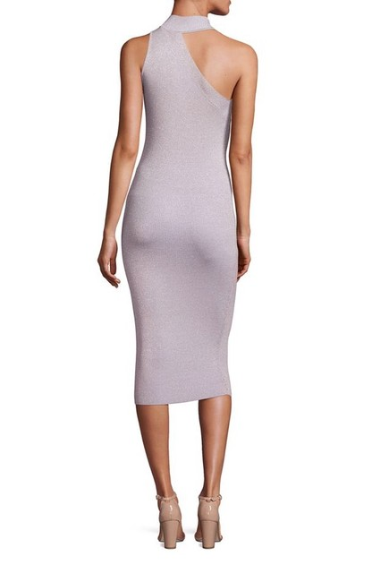 Cushnie et Ochs Holiday Midi Knit Dress Image 3