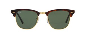 """Ray-Ban Tortoise Ray Ban CLUBMASTER - RB 3016 W0366 """"FREE 3 DAY SHIPPING"""""""