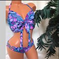Victoria's Secret Nwt Vs 36ddd/L TROPICAL BIKINI Image 1