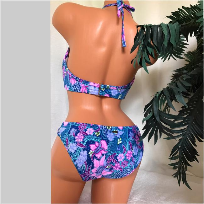 Victoria's Secret Nwt Vs 36ddd/L TROPICAL BIKINI Image 4