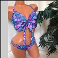Victoria's Secret Nwt Vs 36ddd/L TROPICAL BIKINI Image 5