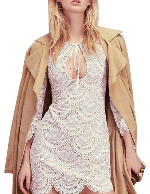 Preload https://img-static.tradesy.com/item/21747890/for-love-and-lemons-white-lace-short-night-out-dress-size-8-m-0-3-650-650.jpg
