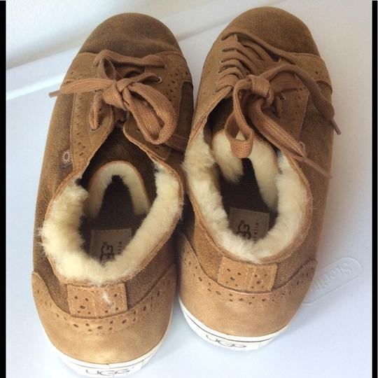 UGG Australia Sale New With Tags Men's Chestnut Athletic Image 3