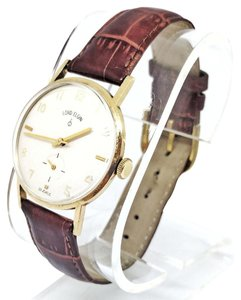 Lord Elgin Lord Elgin 10K Gold 1950's Manual Wind Wrist Watch