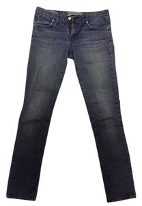 Paper Denim & Cloth & Cigarette Leg Skinny Audrey Cigarette Leg Skinny Jeans-Medium Wash