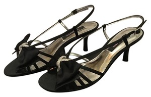 Nina Shoes Black luster Formal