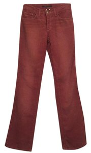 Marc by Marc Jacobs Boot Cut Pants rust