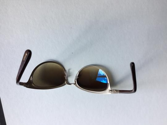 Tom Ford Tom Ford Cateyed Brown Sunglasses FT0373 Image 3