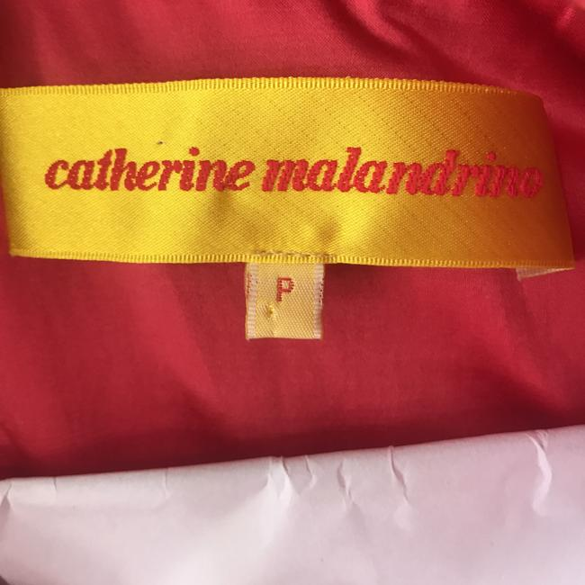 Catherine Malandrino Trench Coat Image 2