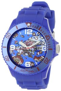 Ed Hardy Ed Hardy Female Dress Watch MH-CD Blue Analog