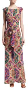 Medallion print Maxi Dress by Calypso St. Barth