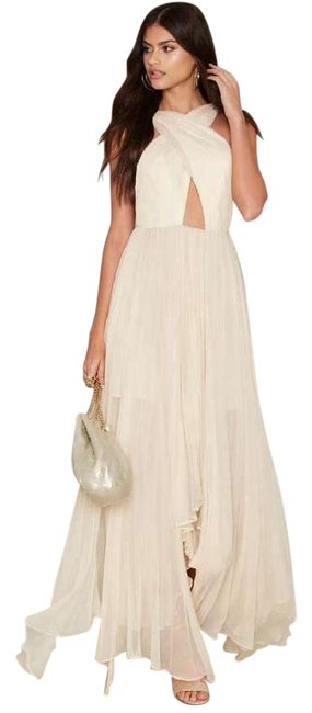 Item - Ivory Collection Reina Maxi Long Night Out Dress Size 0 (XS)